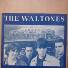Discos de vinilo: THE WALTONES - SPELL IT OUT - MAXI COOL 1988 ENGLAND. Lote 48883997