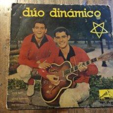 Discos de vinilo: ANTIGUO DISCO PEQUEÑO. DUO DINAMICO Y SU CONJUNTO. RECORDANDOTE, LA VOZ DE SU AMO.... Lote 260317755