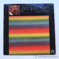 Discos de vinilo: JAZZ SPECTRUM - VOL 2 / LOUIS ARMTRONG / LP POLYDOR 1971. Lote 48884372