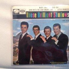 Discos de vinilo: RARO EP THE SHADOWS - ESPAÑA 1965. Lote 48888762