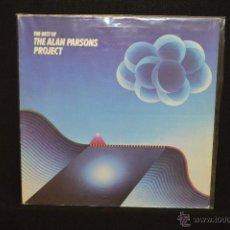 Discos de vinilo: THE BEST OF ALAN PARSON PROJECT - LP. Lote 48898296