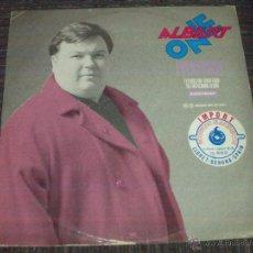 Discos de vinilo: ALBERT ONE - EVERYBODY - MAXI. Lote 48898469
