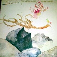 Discos de vinilo: SHAKTI WITH JOHN MCLAUGHLIN - NATURAL ELEMENTS - - CBS 1978. Lote 48901310