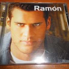 Discos de vinilo: RAMON ES ASI CD ALBUM TEMA DEL FESTIVAL DE EUROVISION DEL AÑO 2004 PARA LLENARME DE TI 13 TEMAS. Lote 121458608