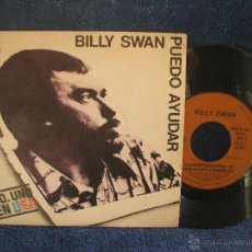 Discos de vinilo: SINGLE BILLY SWAN, I CAN HELP, EDICION ESPAÑOLA.. Lote 48908329