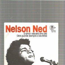 Discos de vinilo: NELSON NED. Lote 48913737