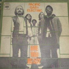 Discos de vinilo: PACIFIC GAS & ELECTRIC - ARE YOU READY SINGLE ORIGINAL ESPAÑOL - CBS RECORDS 1970 - MONOAURAL-. Lote 48917040