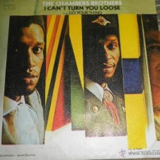 Discos de vinilo: THE CHAMBERS BROTHERS - I CAN´T TURN YOU LOOSE SINGLE ORIGINAL ESPAÑLO - CBS RECORDS 1968 MONOAURAL . Lote 48917669