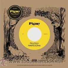 Discos de vinilo: PIGMY -PAN Y REGALIZ (CHESAPIK, SINGLE, LIMITED EDITION,2013) 3 TRACKS, CARROTS. Lote 48968547