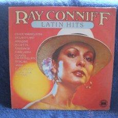 Discos de vinilo: VINILO, LP DE RAY CONNIFF, LATIN HITS.. Lote 48924770