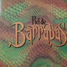 Discos de vinilo: BARRABAS PIEL DE BARRABAS LP CARPETA DOBLE INSERTO 1981. Lote 48925236