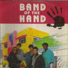 Discos de vinilo: BAND OF THE HAND. Lote 48929277