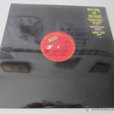 Discos de vinilo: NEW KIDS ON THE BLOCK (NKOB) - PLEASE DON'T GO GIRL (2 VERSIONES) 1988 USA MAXI SINGLE. Lote 48932064