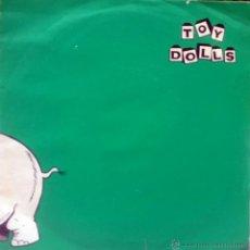 Discos de vinilo: TOY DOLLS. NELLIE THE ELEPHANT/ FISTICUFFS IN FREDERICK STREET. VOLUME, UK 1984 SINGLE ORIGINAL. Lote 48932133