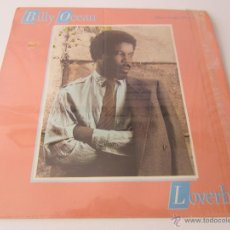 Discos de vinilo: BILLY OCEAN - LOVERBOY (2 VERSIONES) 1985 SPAIN MAXI SINGLE. Lote 48932177