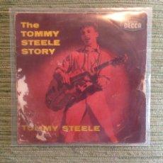 Discos de vinilo: TOMMY STEELE - EP EDICION ESPAÑOLA 1957. Lote 48944107