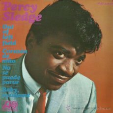 Discos de vinilo: PERCY SLEDGE EP SELLO ATLANTIC AÑO 1967. Lote 48947572