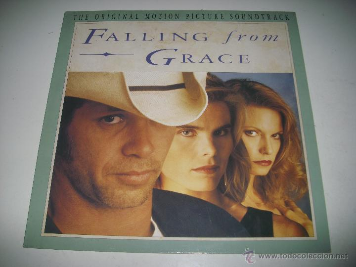 Discos de vinilo: FALLING FROM GRACE (1992 MERCURY HOLANDA) JOHN COUGAR MELLENCAMP LISA GERMANO DWIGHT YOAKAM - Foto 1 - 48948169