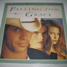 Discos de vinilo: FALLING FROM GRACE (1992 MERCURY HOLANDA) JOHN COUGAR MELLENCAMP LISA GERMANO DWIGHT YOAKAM. Lote 48948169