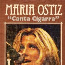 Discos de vinilo: MARÍA OSTIZ.- CANTA CIGARRA.- . Lote 48956537