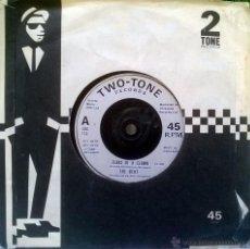 Discos de vinilo: THE BEAT. TEARS OF A CLOWN/ RANKING FULL STOP. TWO-TONE. UK 1979 SINGLE ORIGINAL. Lote 48961890