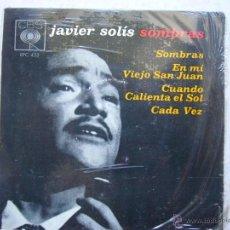 Discos de vinilo: JAVIER SOLIS SOMBRAS. Lote 48963159