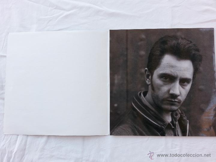 Discos de vinilo: GABINETE CALIGARI - LOS SINGLES - LP - RARO - Foto 2 - 48969274
