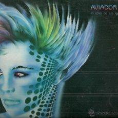 Discos de vinilo: AVIADOR DRO MAXI-SINGLE SELLO NEON DANZA AÑO 1985. Lote 48969752