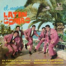 Discos de vinilo: LATIN COMBO, EP, EN FORMA (IN THE MOOD) + 3, AÑO 1962. Lote 48973313