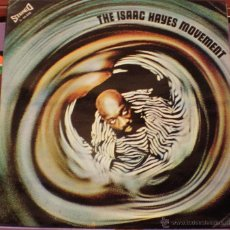 Discos de vinilo: THE ISAAC HAYES MOVEMENT. Lote 48975542