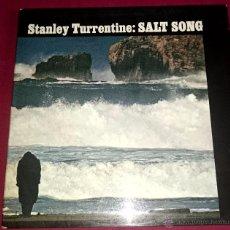 Discos de vinilo: STANLEY TURRENTINE - SALT SONG CTI RECORDS - 1.976. Lote 48976765