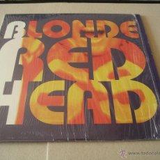 Discos de vinilo: BLONDE REDHEAD DOBLE LP LA MIA VITA VIOLENTA SMELL LIKE RECORDS USA 1999. Lote 48978904