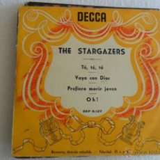 Discos de vinilo: STARGAZERS - TU, TU, TU + 3 EP . Lote 48979421