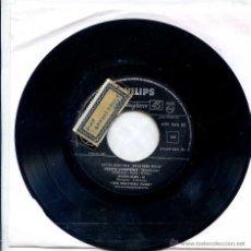Discos de vinilo: THE BROTHERS FOUR / VERDES CAMPIÑAS / ANGELIQUE-O + 2 (EP 1960). Lote 48980683
