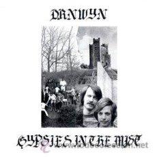 Discos de vinilo: DRNWYN - GYPSIES IN THE MIST ( LP REEDICION ) USA FOLK PSYCH, ACID ROCK,. Lote 183327116