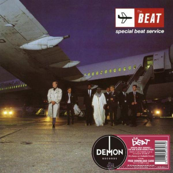 THE BEAT *PACK 2 VINILOS* LP SPECIAL BEAT SERVICE+ LP DUB *180G HEAVYWEIGHT AUDIOPHILE *PRECINTADO!! (Música - Discos - LP Vinilo - Pop - Rock - New Wave Extranjero de los 80)