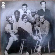 Discos de vinilo: SPECIALS. DO NOTHING/ MAGGIE'S FARM. TWO-TONE, UK 1980 SINGLE ORIGINAL. Lote 48988199