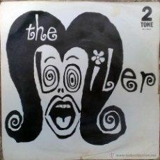 Discos de vinilo: RHODA & SPECIAL AKA. THEME FROM THE BOILER/ THE BOILER. TWO-TONE, UK 1982 SINGLE ORIGINAL. Lote 48988498