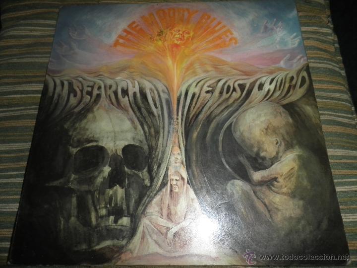MOODY BLUES - IN SEARCH OF THE LOST CHORD LP - !!!MONO!!!! ORIGINAL INGLES - DERAM 1968 ! GATEFOLD (Música - Discos - LP Vinilo - Pop - Rock Internacional de los 50 y 60)