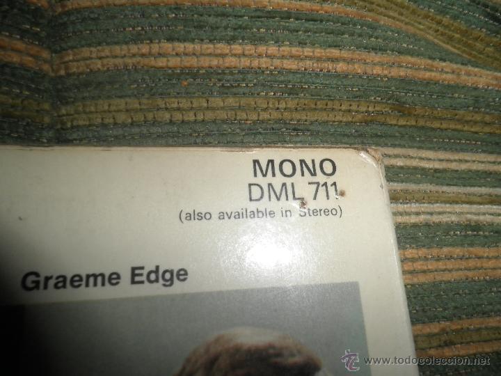Discos de vinilo: MOODY BLUES - IN SEARCH OF THE LOST CHORD LP - !!!MONO!!!! ORIGINAL INGLES - DERAM 1968 ! GATEFOLD - Foto 3 - 48992052