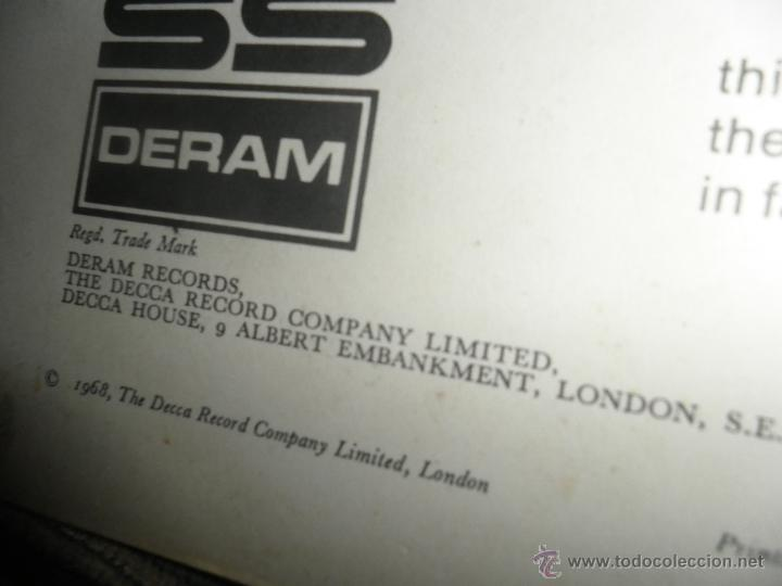 Discos de vinilo: MOODY BLUES - IN SEARCH OF THE LOST CHORD LP - !!!MONO!!!! ORIGINAL INGLES - DERAM 1968 ! GATEFOLD - Foto 11 - 48992052