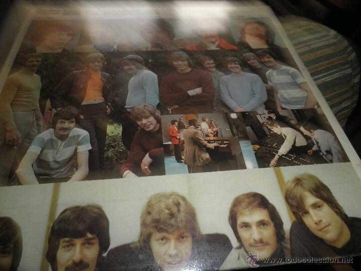 Discos de vinilo: MOODY BLUES - IN SEARCH OF THE LOST CHORD LP - !!!MONO!!!! ORIGINAL INGLES - DERAM 1968 ! GATEFOLD - Foto 16 - 48992052