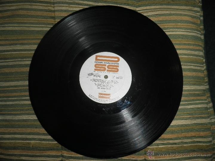 Discos de vinilo: MOODY BLUES - IN SEARCH OF THE LOST CHORD LP - !!!MONO!!!! ORIGINAL INGLES - DERAM 1968 ! GATEFOLD - Foto 24 - 48992052