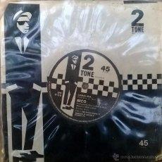 Discos de vinilo: RICO. SEA CRUISE/ CAROLINA. TWO TONE, UK 1980 SINGLE ORIGINAL. Lote 48996251