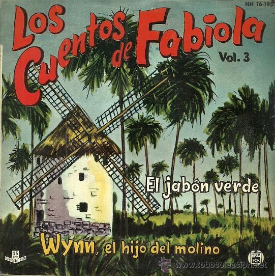 LOS CUENTOS DE FABIOLA DE MORA Y ARAGON VOL.3 EP SELLO HISPAVOX AÑO 1962 (Música - Discos de Vinilo - EPs - Música Infantil)