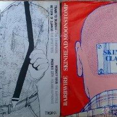 Discos de vinilo: SKINHEAD CLASSICS 1 Y 2. TROJAN UK 1969 X 2 EP ETHIOPIANS, MAYTALS, UPSETTERS, SIMARYP, SOUL SISTERS. Lote 49006200