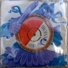 Discos de vinilo: RUDIES. PATCHES/ THE SPLIT. TROJAN, UK 1970 SINGLE ORIGINAL. Lote 49006459