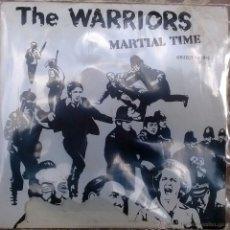 Discos de vinilo: THE WARRIORS. MARTIAL TIME/ MARTIAL LAW. OBJECT MUSIC, UK 1979 SINGLE ORIGINAL. Lote 49007076