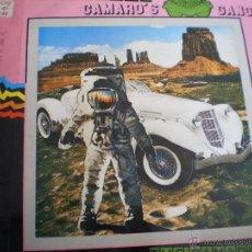 Discos de vinilo: LP. CAMARO´S GANG. DECAMERONE. AÑO 1985. Lote 49010029