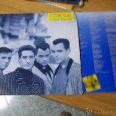 Discos de vinilo: ULTIMO CLAN . A TRAVES DE LA NOCHE. Lote 49014118